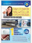 YENİŞEHİR CLEAN CENTER HALI YIKAMA